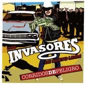 Play & Download Corridos De Peligro by Los Invasores De Nuevo Leon | Napster
