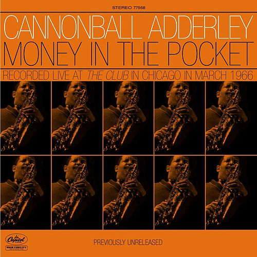 Money In the Pocket by Cannonball Adderley