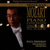 Play & Download The Complete Mozart Piano Concertos, Vol. Eight by Derek Han | Napster