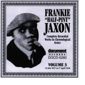 Frankie 'Half-Pint' Jaxon Vol. 3 1937-1940 by Frankie