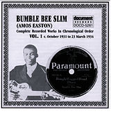 Bumble Bee Slim Vol. 1 1931-1934 by Bumble Bee Slim