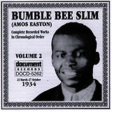Bumble Bee Slim Vol. 2 1934 by Bumble Bee Slim