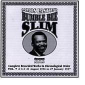 Bumble Bee Slim Vol. 7 1936-1937 by Bumble Bee Slim