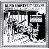 Blind Roosevelt Graves (1929-1936) by Blind Roosevelt Graves