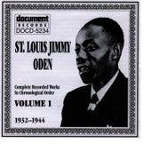 St. Louis Jimmy Oden Vol. 1 1932-1944 by St. Louis Jimmy Oden