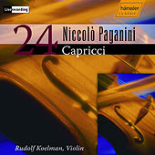 Play & Download 24 Capricci by Niccolo Paganini | Napster