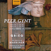 Suite Holberg, Peer Gynt Suites 1 and 2, Etc. by Edvard Grieg