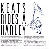 Keats Rides A Harley by Various Artists