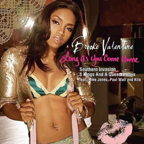 Play & Download Long As You Come Home-mj Remix by Brooke Valentine | Napster