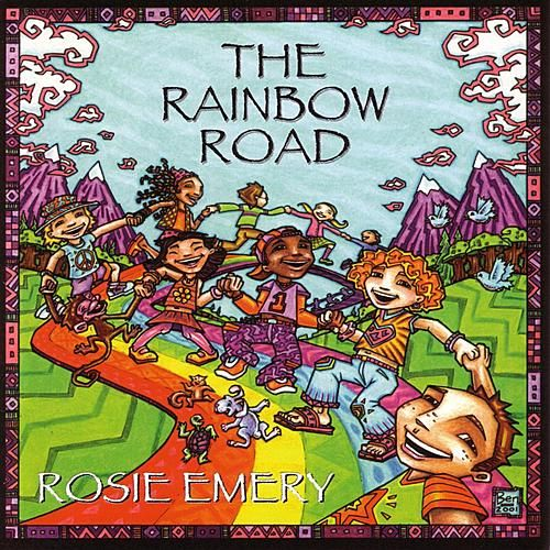 The Rainbow Road by Rosie Emery