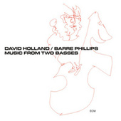 Music From Two Basses by Dave Holland