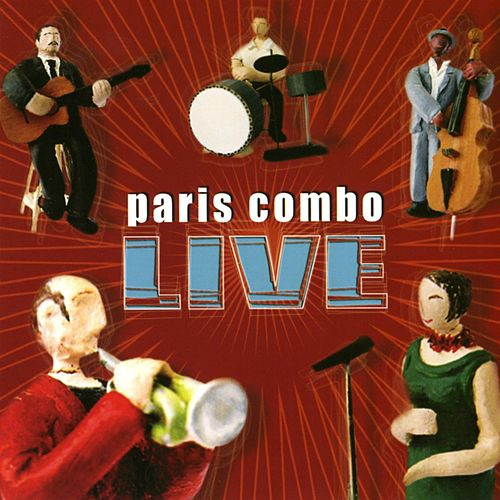 Play & Download Live by Paris Combo | Napster