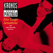 Piazzolla / Five Tango Sensations by Kronos Quartet