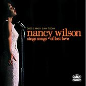 Guess Who I Saw Today: Nancy Wilson Sings Songs of Lost Love by Nancy Wilson