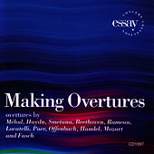Making Overtures by Philharmonia Virtuosi