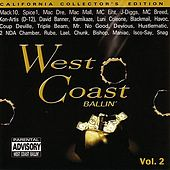 Play & Download West Coast Ballin' Vol. 2 by Various Artists | Napster