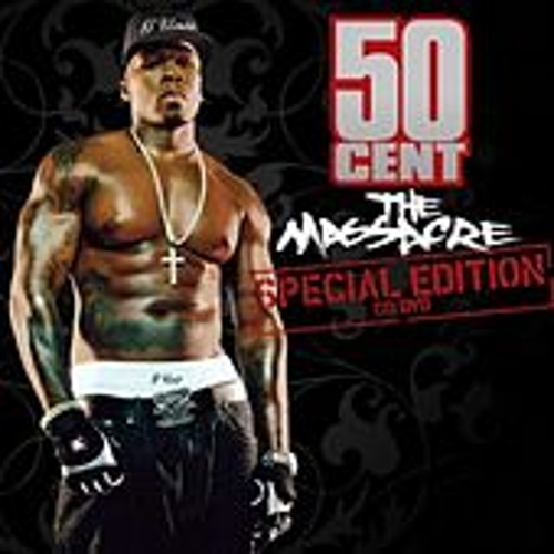 The Massacre (re-issue) by 50 Cent