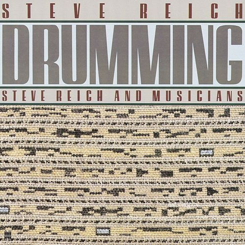 Play & Download Drumming by Steve Reich | Napster