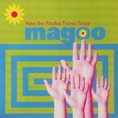 Vote The Pacifist Ticket Today by Magoo