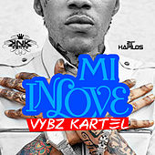 Play & Download Mi in Love - Single by VYBZ Kartel | Napster