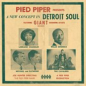 Pied Piper Presents A New Concept In Detroit Soul by Various Artists