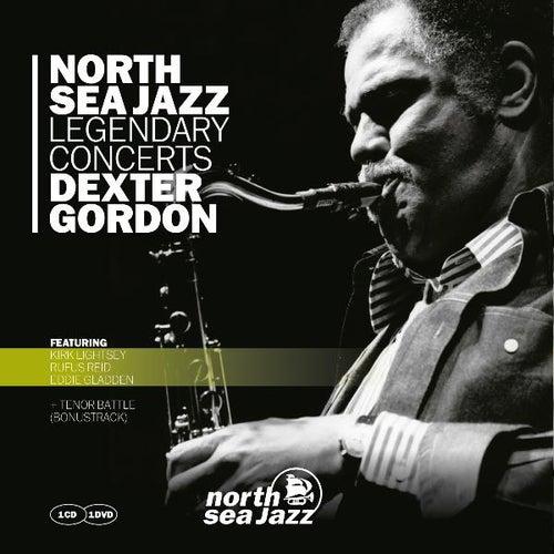 North Sea Jazz Legendary Concerts by Dexter Gordon