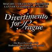 Play & Download Divertimento for Prague by The Brass Ensemble of the Tonkuenstler Orchestra Lower Austria | Napster