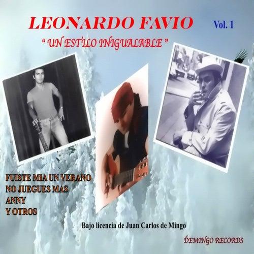Un Estilo Inigualable, Vol. 1 by Leonardo Favio