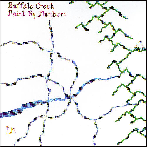 Paint By Numbers by Buffalo Creek