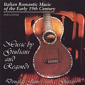 Play & Download Italian Romantic Music of the Early 19th Century by Douglas James | Napster