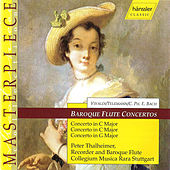 Play & Download Baroque Flute Concertos by Carl Philipp Emanuel Bach | Napster