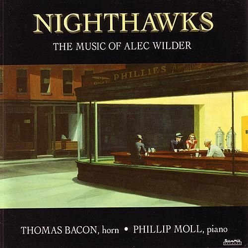 Play & Download Nighthwawks by Thomas Bacon | Napster