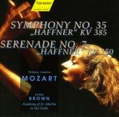 Play & Download Symphony 5 K. 385 & Serenade #7 K. 250