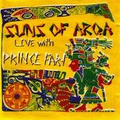 Live With Prince Fari-I by Prince Far I