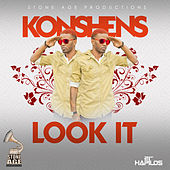 Play & Download Look It - Single by Konshens | Napster