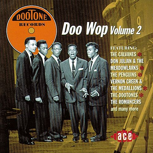 Play & Download Dootone Doo Wop Vol 2 by Various Artists | Napster