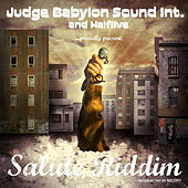 Salute Riddim by Various Artists