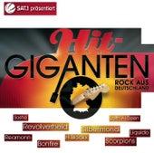 Die Hit Giganten - Rock aus Deutschland von Various Artists
