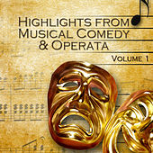 Highlights from Musical Comedy & Operetta Vol.1 de Various Artists