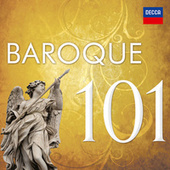 101 Baroque von Various Artists