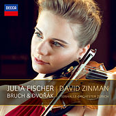 Play & Download Bruch & Dvorak Violin Concertos by Julia Fischer | Napster