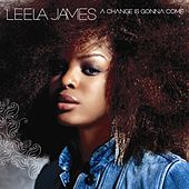 A Change Is Gonna Come by Leela James
