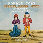 Corp: String, Paper, Wood by Various Artists