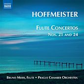 Play & Download Hoffmeister: Flute Concertos, Vol. 1 by Bruno Meier | Napster