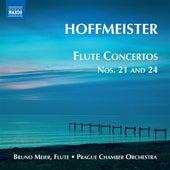Hoffmeister: Flute Concertos, Vol. 1 by Bruno Meier