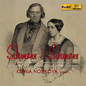 Play & Download Schumann & Schumann by Ksenia Nosikova | Napster