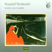 Play & Download Krzysztof Penderecki: Musica Da Camera by The Silesian String Quartet   Napster