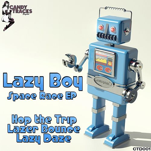 Play & Download Space Race - Single by Lazyboy   Napster