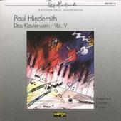 Play & Download Paul Hindemith: Das Klavierwerk - Vol.5 by Siegfried Mauser | Napster