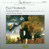 Play & Download Paul Hindemith: Streichquartette Nr.1, 4 & 7 by Juilliard String Quartet | Napster